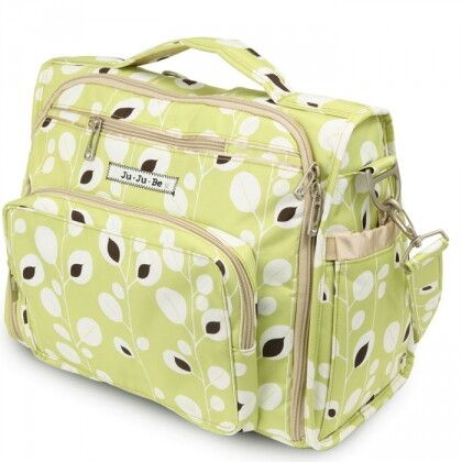 Сумка рюкзак для мамы Ju-Ju-Be B.F.F. morning vines
