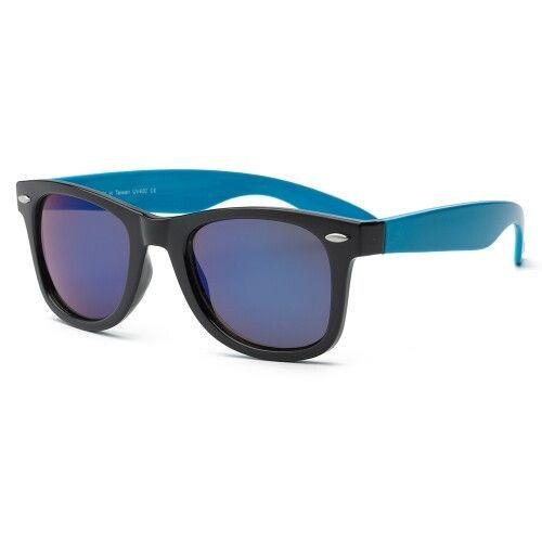 Очки для взрослых и подростков Swag черный/синий