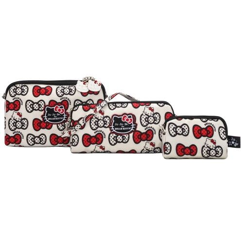 Сумочки 3 шт. Be Set Ju-Ju-Be Hello Kitty peek a bow