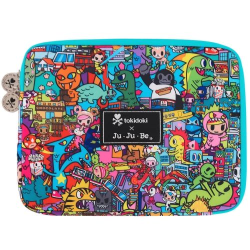 Чехол для планшета MicroTech Ju-Ju-Be Tokidoki Kaiju City