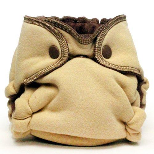 Подгузник для новорожденных Ecoposh Kanga Care Fitted Biscuit