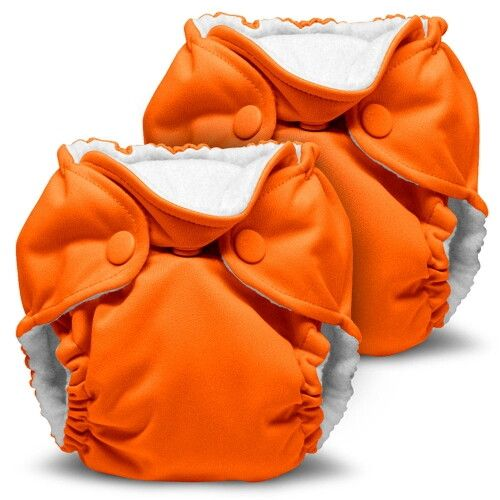 Многоразовые подгузники для новорожденных Lil Joey Kanga Care 2 шт. Poppy
