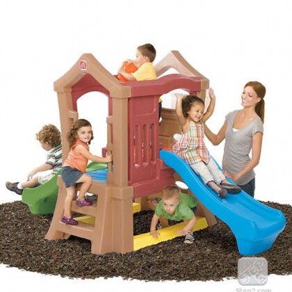 Детская площадка Юные Капитаны