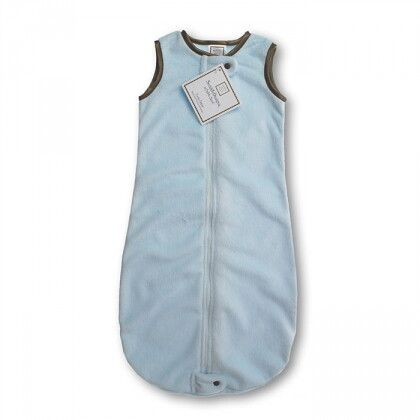 Спальный мешок детский SwaddleDesigns zzZipMe 3-6 М PB/M Baby Velvet