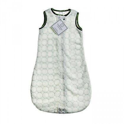 Спальный мешок детский SwaddleDesigns zzZipMe 6-12 М IV w/Kiwi Puff C