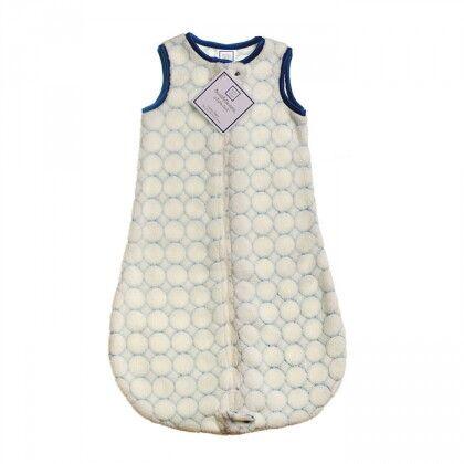Спальный мешок детский SwaddleDesigns zzZipMe 3-6 М IV w/BL Puff C