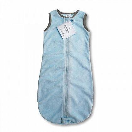Спальный мешок детский SwaddleDesigns zzZipMe 3-6 М PB/TG Baby Velvet