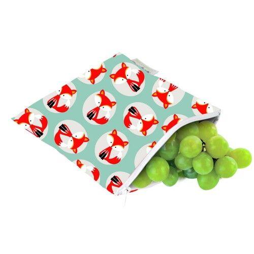 Ланч бокс сумочка Itzy Ritzy Snack Happens Little Fox - Уценка