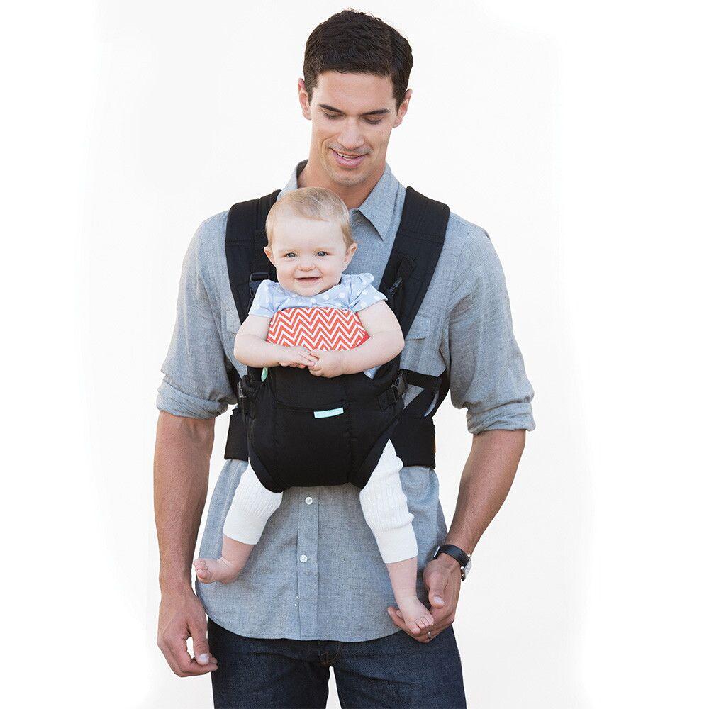 Рюкзак-кенгуру infantino 3-в-1 flip эргономичный отзывы рюкзак sandlex black grey 1680d_q